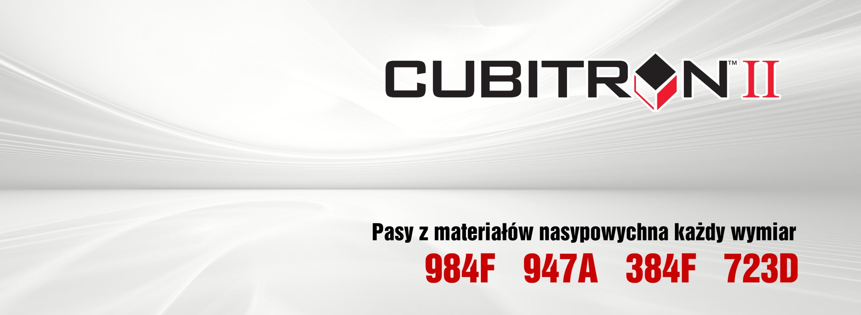 Polska produkcja pasów Cubitron II