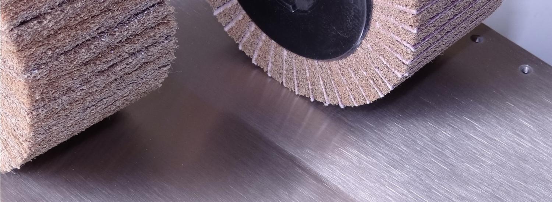 Narzędzia Mini Brush profilowane z gwintem M14
