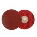 Dysk roloc 3M™ 984F 75mm 80+ czerwony