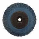3M™ Szczotka BB-ZB, Scotch-Brite Bristle BB-ZB 152x11x25,4 P400 typ C niebieski