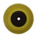 3M™ Szczotka BB-ZB, Scotch-Brite Bristle BB-ZB 152x11x25,4 P80 typ C żółty