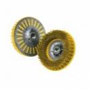 Dysk szczoteczkowy 3M™ Scotch-Brite Bristle BD-ZB 115xM14 P80 żółty