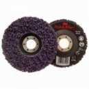 Dysk Clean &Strip XT-RD Rigid 115x22 X CRS fioletowy