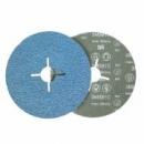 3M™ dysk fibrowy (fibra) 581C 125 x 22 P36
