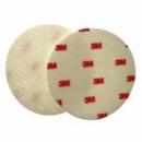Tarcza polerska filcowa (czerwona) twarda 76mm
