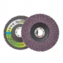REDO HYBRIDisc 126x12x22mm MED/P80 (płaski) (fiolet)