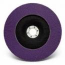 Dysk lamelkowy 3M 769F 125mm P60+ uchylna (cubitron II) - fioletowy dysk lamelkowy