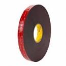 3M™ Taśma akrylowa VHB 5952F czarna 12mm x 33m
