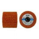 Wałek ścierny na kątówkę HDI-MB 90x50xM14 pomarańczowy A CRS