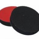 Gąbka dystansowa z mikrogumy welur-rzep do dysków na rzep 76mm (przekładka miękka)