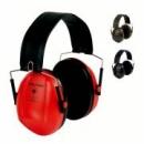 Nauszniki przeciwhałasowe 3M™ Bull's EYE I  (H540A-441) składane, zieleń wojskowa  (SNR 27 dB) (H540A-441-GN)