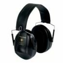 Nauszniki przeciwhałasowe 3M™ Bull's EYE I składane, czarne  (SNR 27 dB) (H515FB-516-SV)