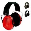 Nauszniki przeciwhałasowe 3M™ Bull's EYE I składane, czerwone  (SNR 27 dB) (H515FB-516-RD)