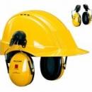 Nauszniki przeciwhałasowe 3M™ H31 CE wersja nahełmowa, żółte do 300-GU, Peltor G3000  (SNR 28 dB) (H31P3E 300-GU)