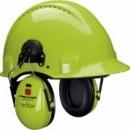 Nauszniki przeciwhałasowe 3M™ OPTIME I wersja nahełmowa do Peltor G3000, Hi-Viz  (SNR 26 dB) (H510P3E-469-GB)