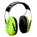 Nauszniki przeciwhałasowe 3M™ OPTIME I wersja składana, Hi-Viz  (SNR 28 dB) (H510F-459-GB)