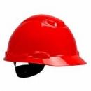 Hełm ochronny H-701 czerwony (H-701C-RD)
