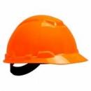 Hełm ochronny H-701 pomarańczowy (H-701C-OR)