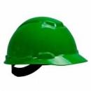 Hełm ochronny H-701 zielony (H-701C-GP)