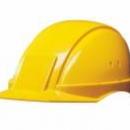 Hełm ochronny Solaris G2001 żółty CE (G2001DUV-GU)