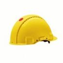 Hełm ochronny Solaris G3000 żółty (G3000CUV-GU)