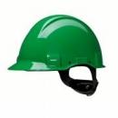 Hełm ochronny Solaris G3001 zielony (G3001CUV-GP)