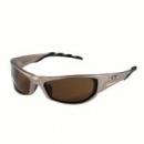 Okulary FUEL kolor brązowy, brązowa soczewka AS-AF + futerał z mikrowłókien (71502-00004M)