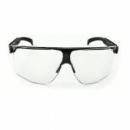 Okulary MAXIM RAS czarna oprawka + soczewka przezroczysta (11864-00000M)