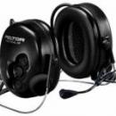 Headset 3M™ Peltor™ Tactical XP Flex o regulowanym tłumieniu nakarkowy (MT1H7B2-77)