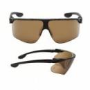 Okulary MAXIM BALLISTIC czarne zauszniki + brązowa soczewka DX (13297-00000M)