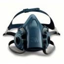 Półmaska oddechowa 3M™ 7502 część twarzowa, rozmiar: M średni  (7502)