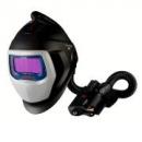 Przyłbica spawalnicza 3M™ Speedglas 9100 Air z filtrem 9100X oraz aparatem wężowym sprężonego powietrza Versaflo V-500E (568515)