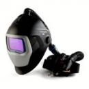 Przyłbica spawalnicza 3M™ Speedglas 9100 Air z filtrem 9100XX oraz aparatem wężowym sprężonego powietrza Versaflo V-500E (568525)