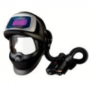 Przyłbica spawalnicza 3M™ Speedglas 9100 FX Air z filtrem 9100V oraz aparatem wężowym sprężonego powietrza Versaflo V-500E (548805)