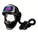 Przyłbica spawalnicza 3M™ Speedglas 9100 FX Air z filtrem 9100XX oraz aparatem wężowym sprężonego powietrza Versaflo V-500E (548825)