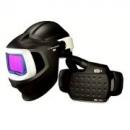 Przyłbica spawalnicza 3M™ Speedglas 9100 MP filtr 9100XX z systemem Adflo  (akumulator LiIon) (577725)