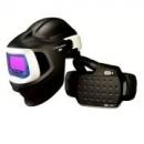 Przyłbica z hełmem ochronnym 9100 MP z filtrem Speedglas 9100X i Adflo  (z torba)  (akumulator LiIon) (577715)