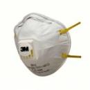Półmaska filtrująca 3M™ 8812, kopułkowa z zaworem wydechowym klasa FFP1 4xNDS (8812)