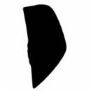 Folie zakrywające SW do przyłbicy 3MSpeedglas 9100  (para)  (532015)