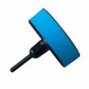 podkładka PTRZ 75x6mm z gumowym dystansem do dysków na rzep 75mm