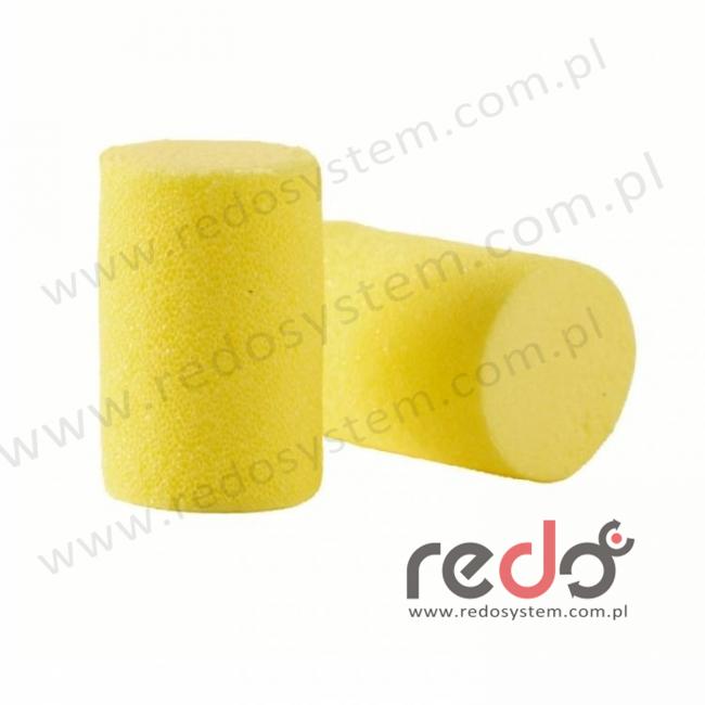 Wkładki przeciwhałasowe CLASSIC SOFT - bez sznurka, w woreczku