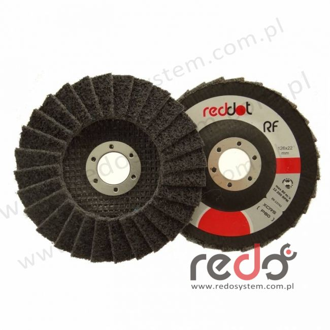 Dysk lamelkowy REDDOT RF 125x22 X CRS