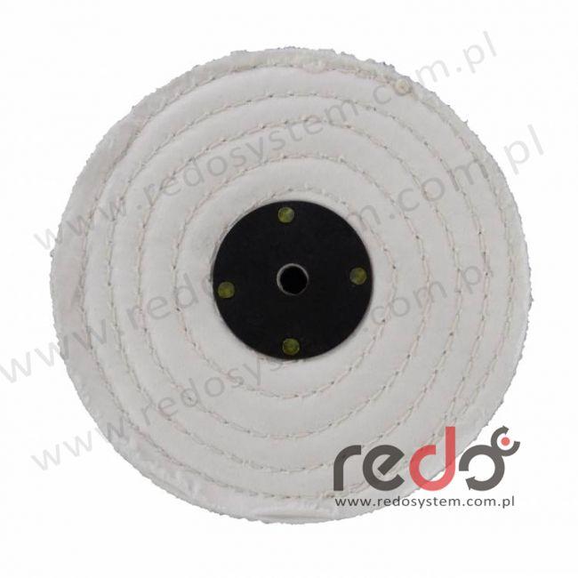 Polerskie koło bawełniane 150x50mm