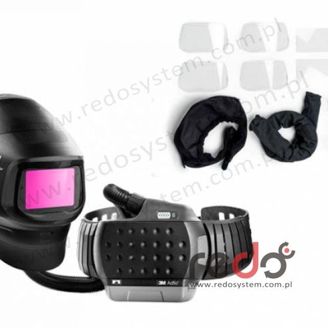 Przyłbica spawalnicza 3M™ Speedglas™ G5-01VC (617839) + system 3M™ Adflo™