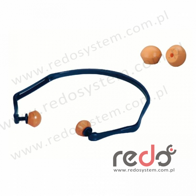 Wkładki przeciwhałasowe 3M™ 1310 na pałąku (SNR 26 dB) (1310)