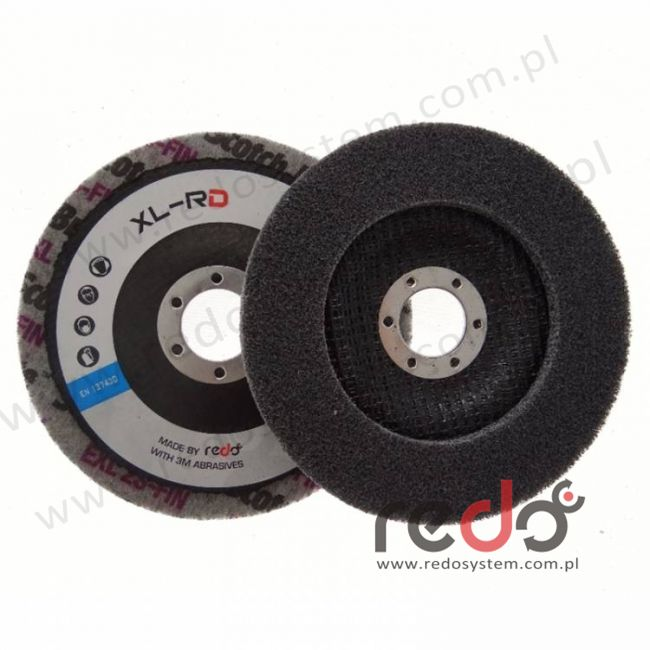 Dysk XL-RD™ 126x6x22 2S FIN T27  obniżają koszty, ułatwiają i poprawiają jakość produkcji - przetestuj i oceń sam - zwróć uwagę na gładkość i kolor obrobionej powierzchni - ile mniej pracy kosztowało uzyskanie oczekiwanego efektu