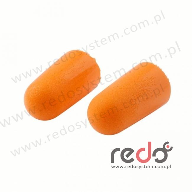 Wkładki przeciwhałasowe 3M™ 1100 rolowane, jednorazowe bez sznurka (SNR 37 dB) (1100)