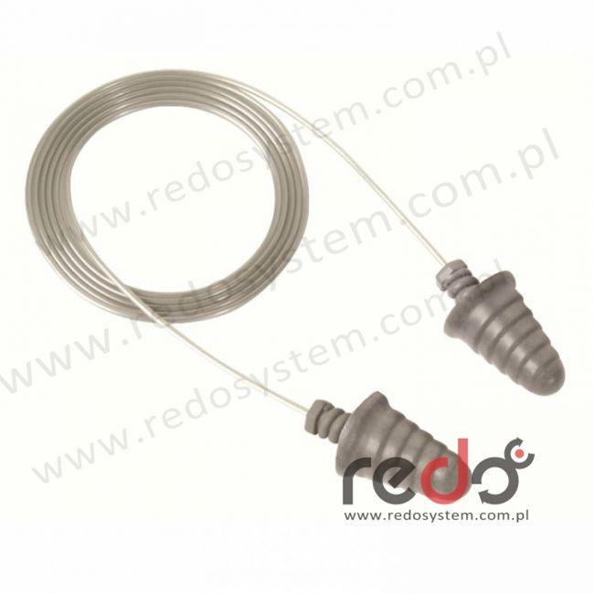 Wkładki przeciwhałasowe 3M™ Torque - ze sznurkiem (SNR 32 dB) (PN-01-009)