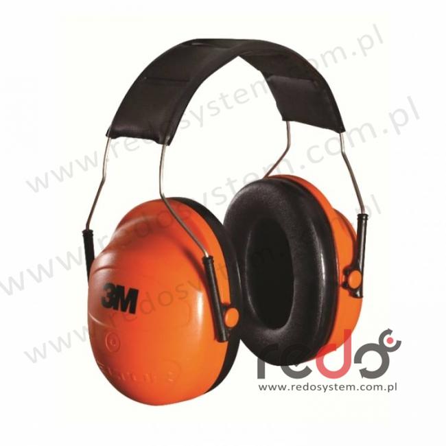 Nauszniki przeciwhałasowe 3M™ H31 wersja nagłowna  (SNR 27 dB)
