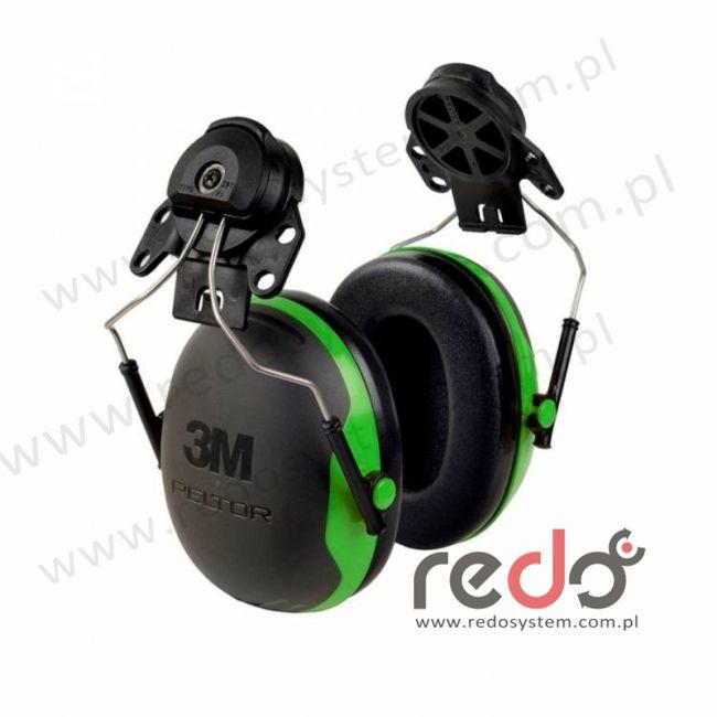 Nauszniki przeciwhałasowe 3M™ Peltor X1 wersja nahełmowa  (SNR 27 dB) (X1P3E-EU)